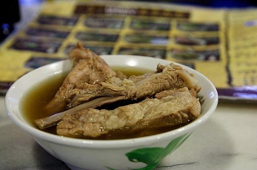 シンガポール料理バクテー