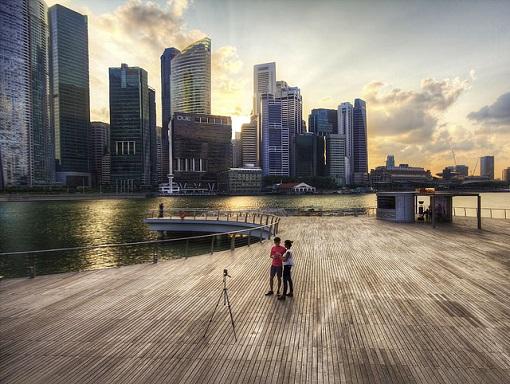 シンガポール海