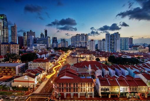 シンガポールデータ