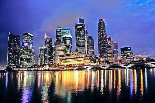 シンガポール外観